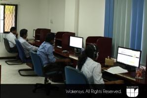 Wakensys Sri Lanka Mobile Application